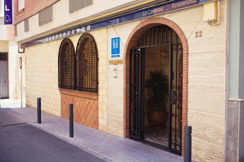 Hotel Pictures: Hostal la Campana, Motril
