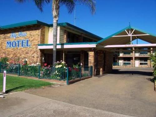 酒店图片: Fig Tree Motel, Narrandera