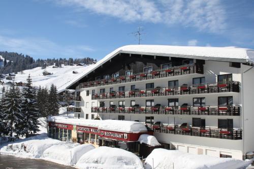 Hotelbilder: Sporthotel Walliser, Hirschegg