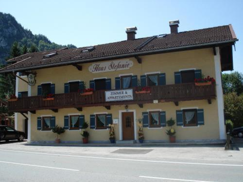 Hotel Pictures: Haus Stefanie, Inzell