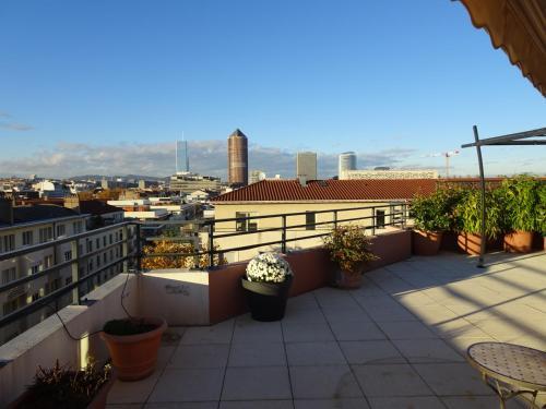 Hotel B And B Centre Gambetta Lyon
