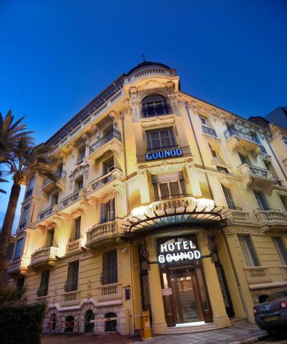 Nizza Hotel Comte De Nice