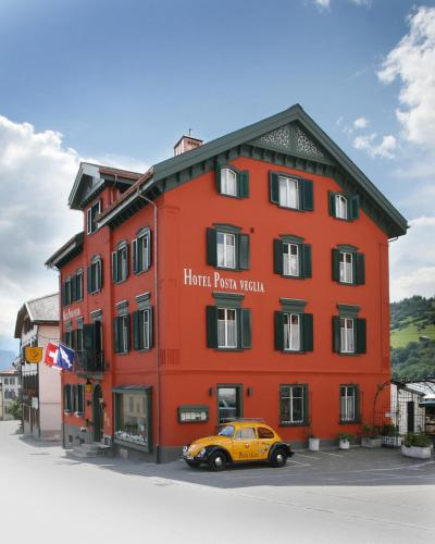 Hotel Pictures: Posta Veglia, Laax