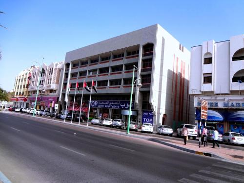 Fotografie hotelů: Top Hotel Apartment, Al Ain