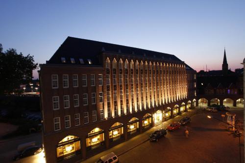 H4 Hotel Lübeck City Centre