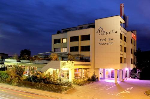 Hotel Bar Ristorante La Cappella