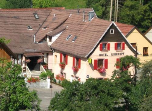 Hotel Pictures: Hôtel Restaurant Ilienkopf, Breitenbach-Haut-Rhin