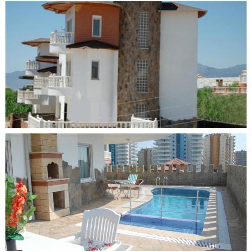 Castle View villa number 3