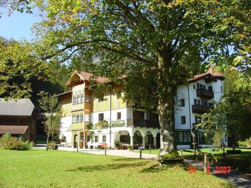 Фотографии отеля: Waldpension Göschlseben, Grünau im Almtal