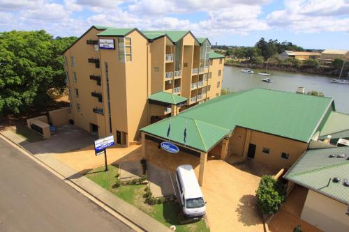Hotellikuvia: Burnett Riverside Motel, Bundaberg