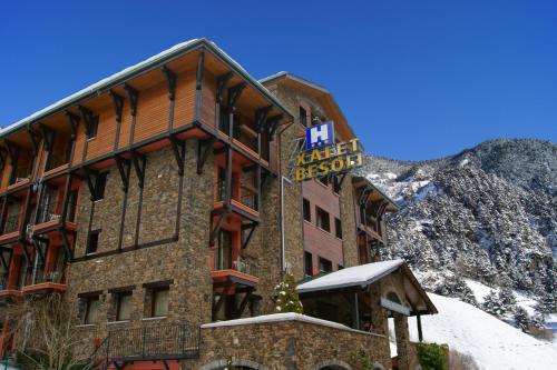 Zdjęcia hotelu: Xalet Besolí, Arinsal