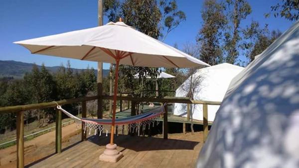Фотографии отеля: Grado8punto8 Glamping Valle de Los Artistas, Lolol