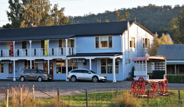 Фотографии отеля: Mole Creek Guesthouse, Mole Creek