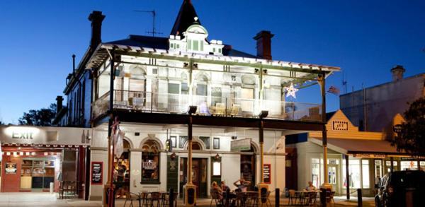 Zdjęcia hotelu: The Shamrock Hotel (Live Music Venue), Echuca