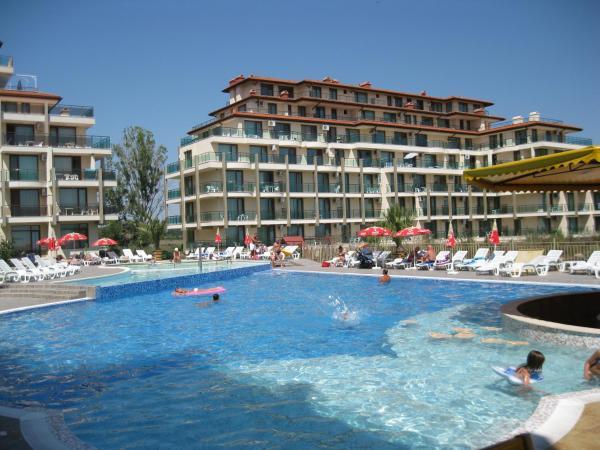 Zdjęcia hotelu: Private Apartment in Prestige City 2, Primorsko