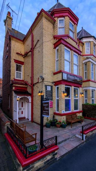Hotel Pictures: Happy Days Guesthouse, Bridlington