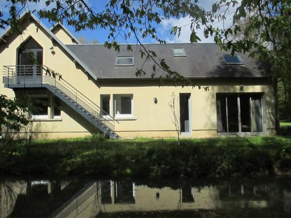 Hotel Pictures: Holiday home bis route de Saint Quentin, Villequier-Aumont