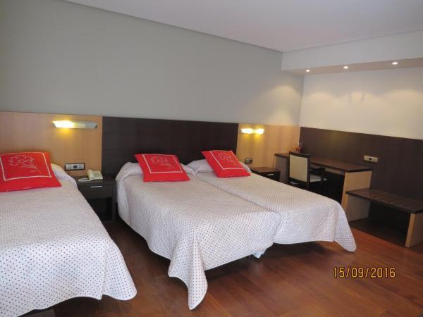 Hotel Pictures: Hotel Ríos, San Adrián