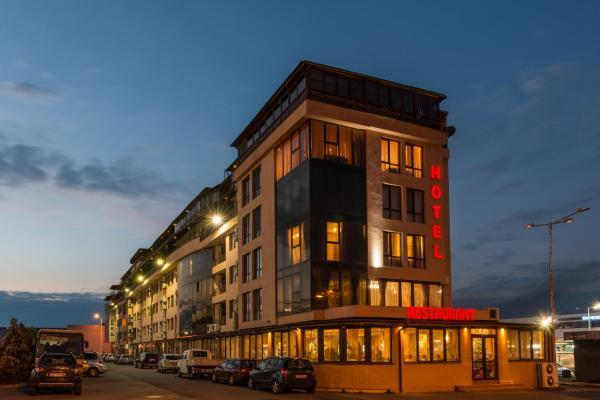Фотографии отеля: Avenue Hotel, Бургас