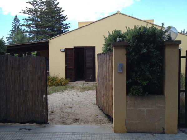 Fotografie hotelů: Villa Berbaro a due passi dal mare, Marsala