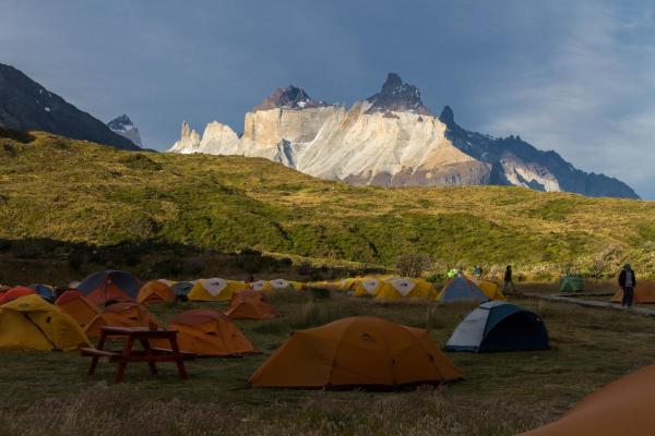 Hotel Pictures: Camping Paine Grande, Torres del Paine