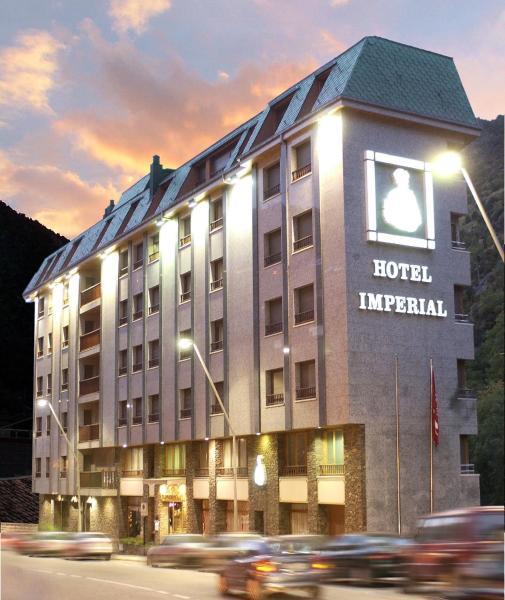 Fotografie hotelů: Imperial Atiram Hotel, Sant Julià de Lòria