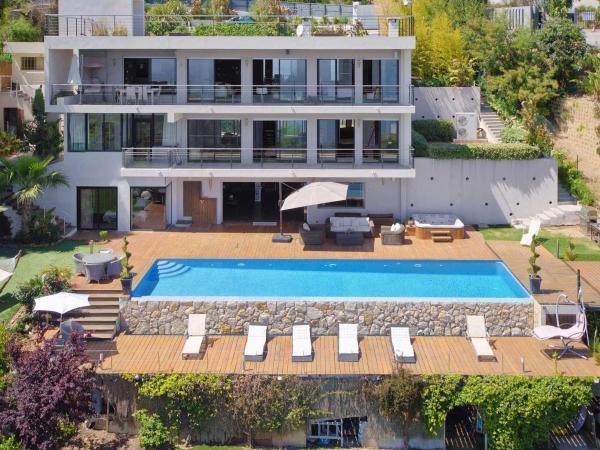 Hotel Pictures: MODERN HOUSE V33, Vallauris