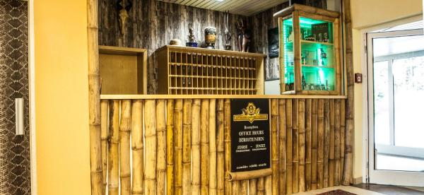 Hotel Pictures: Hotel African-Safari-Lodge, Sankt Englmar