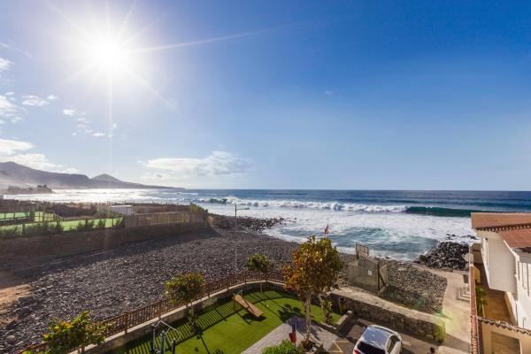 Hotel Pictures: Ático con terraza y vistas al mar en San Andrés, Cabo Verde
