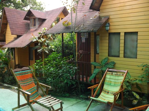 Hotel Pictures: Bird Planet Lodge, Mindo