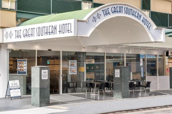 Фотографии отеля: Great Southern Hotel Brisbane, Брисбен