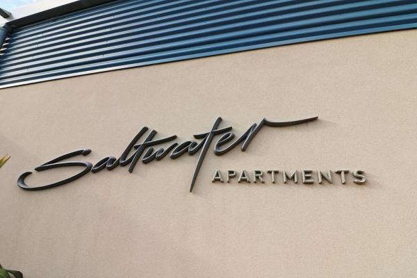 Hotellikuvia: Saltwater Apartments, Eden