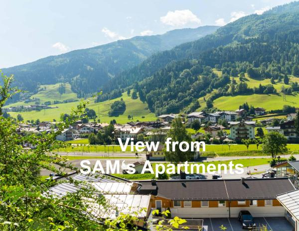 Fotografie hotelů: Sam's Mountainside Apartments Kaprun, Kaprun