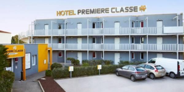 Hotel Pictures: Première Classe Marseille Ouest - Martigues, Martigues