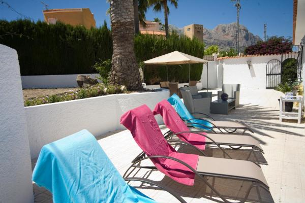Hotel Pictures: Casa Lykkeboden, La Nucía