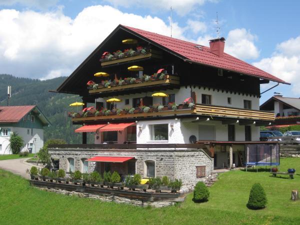 Fotos del hotel: Appartementenhaus de Baar, Riezlern