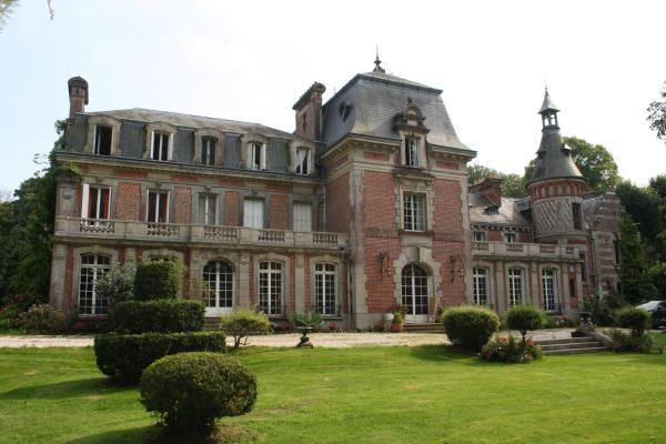 Hotel Pictures: Château de Bertreville, Bertreville-Saint-Ouen