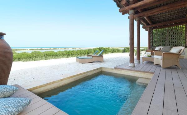Fotos do Hotel: Anantara Sir Bani Yas Island Al Yamm Villa Resort, Da'sah
