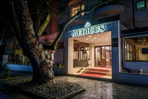 Fotografie hotelů: Hotel Medicus SPA & Balneo, Vŭrshets