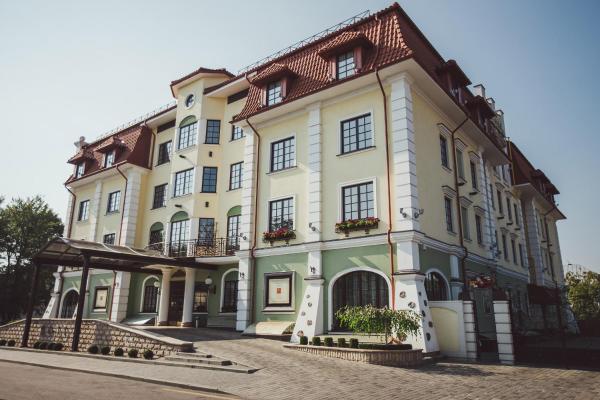 ホテル写真: Hermitage Hotel, Brest