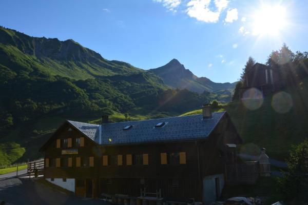 Fotos do Hotel: Domigs Ferienalm, Damuls