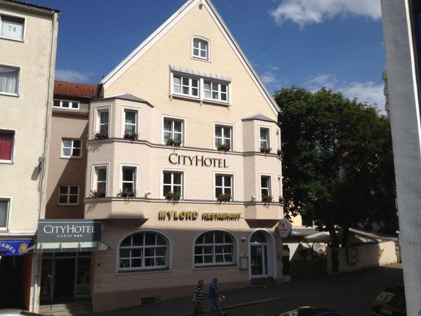 Hotelbilleder: CityHotel Kempten, Kempten