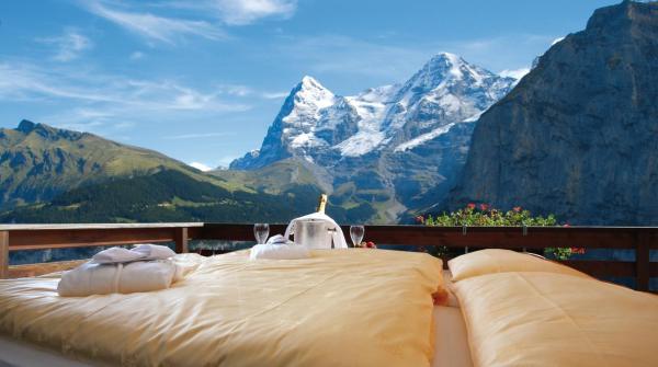 Hotel Pictures: , Mürren
