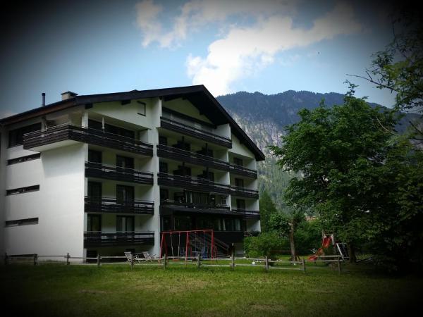 ホテル写真: Appartement Haus Zalim, ブラント