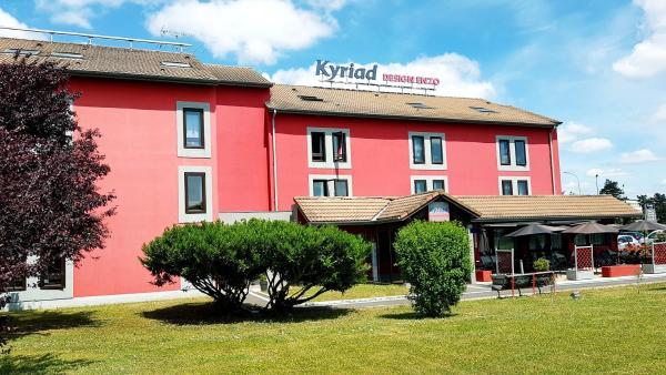 Hotel Pictures: Kyriad Design Enzo Cannes-Écluse, Cannes-Écluse