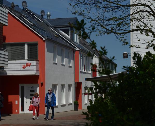 Hotel Pictures: Appartements am Aquarium, Helgoland