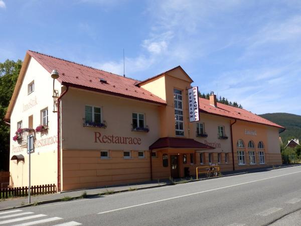 Hotel Pictures: Penzion Janoštík, Rožnov pod Radhoštěm