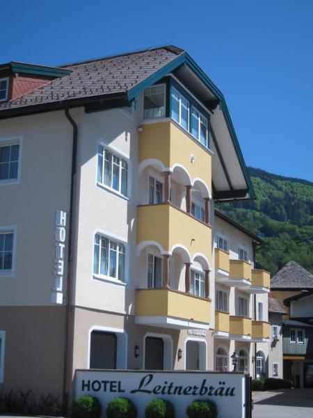 酒店图片: Hotel Leitnerbräu, 蒙德湖