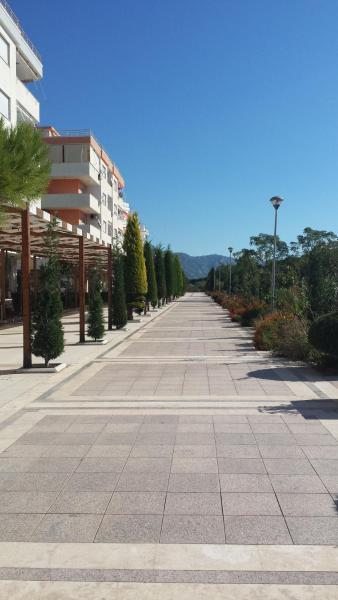 Fotografie hotelů: Apartment Valbona, Velipojë
