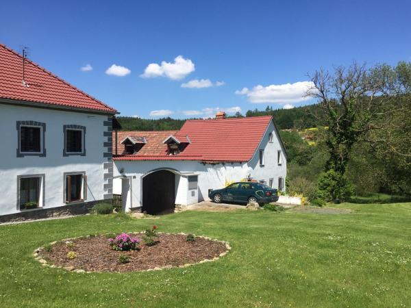 Hotel Pictures: Penzion Na Pohodu, Nová Ves